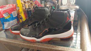 Alr jordan 11 retro black bred for Sale in Laveen Village, AZ