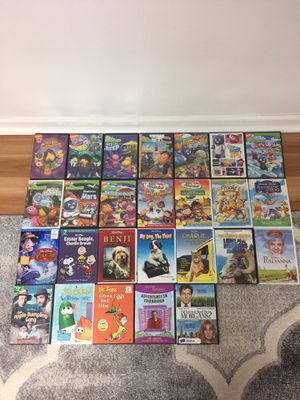 Dvd cassettes for Sale in St. Louis, MO