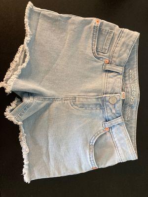 Brand new! Girls jean shorts for Sale in Mountlake Terrace, WA