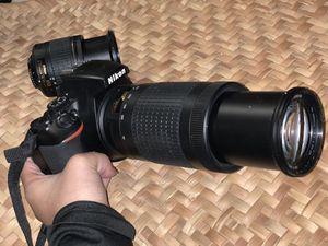 Nikon camera for Sale in Dallas, TX