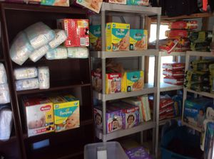 Huggies and Pampers Diapers for Sale in Douglasville, GA