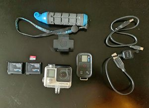 Go Pro Hero 4 Black Edition for Sale in Middlesex, NJ