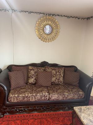 Great condition three pieces sofas set for sell for Sale in Kent, WA