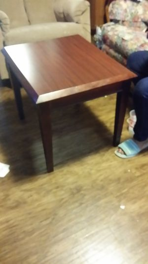 Two end tables for Sale in Cheney, KS