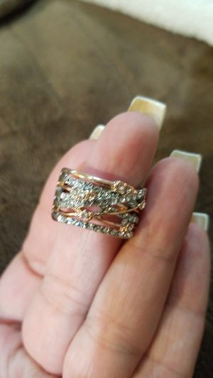 Roseb& silver ring sz 8 for Sale in Manchester, CT