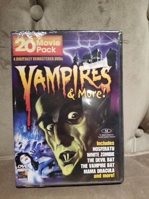 20 Halloween movies box set for Sale in Houston, TX