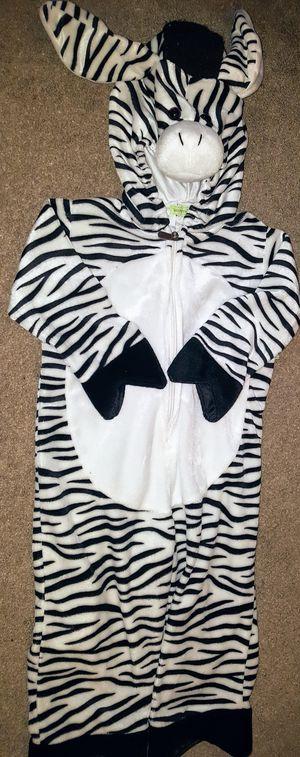 Zebra costume size 6-18 mos for Sale in Marysville, WA