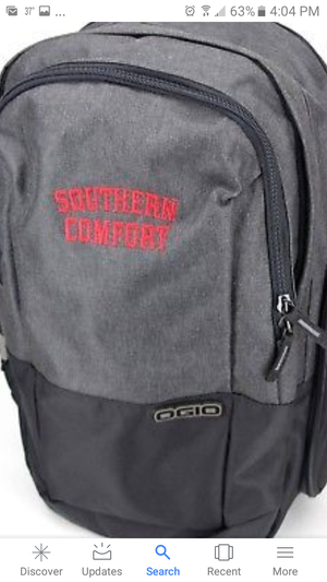 Southern comfort backpack for Sale in Parma, OH