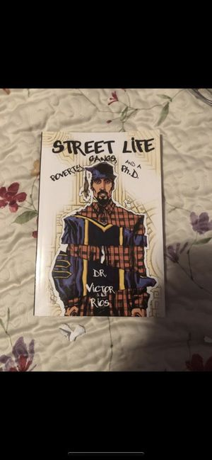 Street Life by Victor Rios for Sale in Moreno Valley, CA