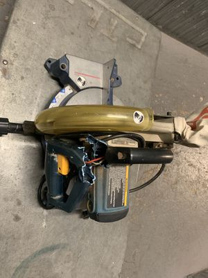Miter saw broken handle for Sale in San Diego, CA