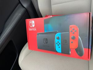 Nintendo Switch 32 GB v2 for Sale in Katy, TX