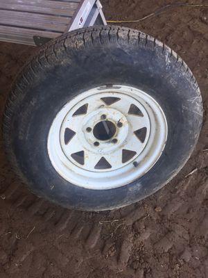 Trailer Rim/Tire for Sale in Nashville, TN