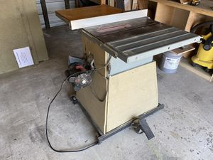 """Table saw DELTA 10"""" for Sale in Los Angeles, CA"""