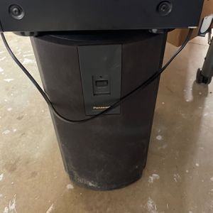 Panasonic subwoofer for Sale in Redondo Beach, CA