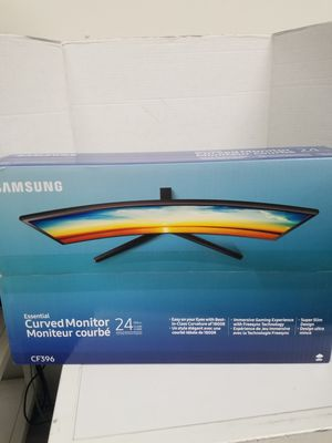 "Samsung 24"" Curved Monitor -- 1080p, HDMI for Sale in San Diego, CA"