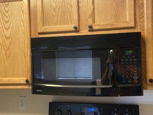 Microwave/Electric Range/Dishwasher for Sale in Mesa, AZ