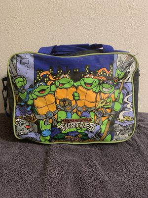 Teenage mutant ninja turtles Tmnt travel bag for Sale in El Paso, TX
