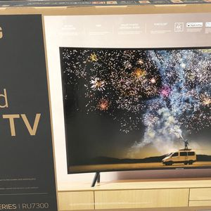 """55"""" Smart Tv Ultra HD Samsung for Sale in New London, CT"""