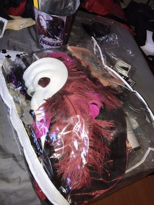 costume accessories for Sale in Baldwin Park, CA