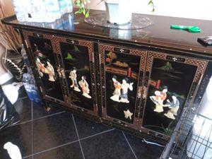 Oriental Design Buffet for Sale in North Palm Beach, FL