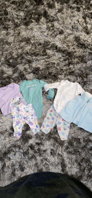 Baby girl NB bundle! for Sale in Lansing, IL