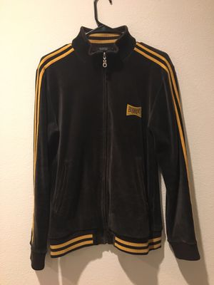 Burberry Velour track jacket for Sale in Santa Ana, CA