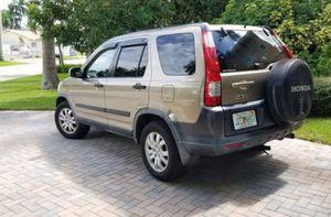 2005 Honda CRV AWD SUNROOF Special Edition EX for Sale in Gulf Stream, FL