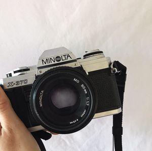 Minolta X - 370 for Sale in Oceanside, CA