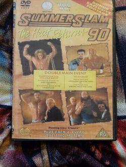Wwf Summerslam 1990 Dvd for Sale in Chicago,  IL