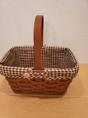 Longaberger Spring Basket Combo for Sale in Westfield, IN