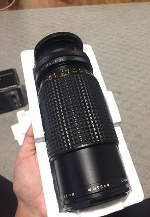 Canon 80-200mm f/4.5 lense for Sale in Garland, TX