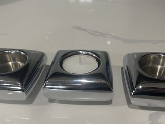3 Pack Candle holder for Sale in Los Angeles,  CA