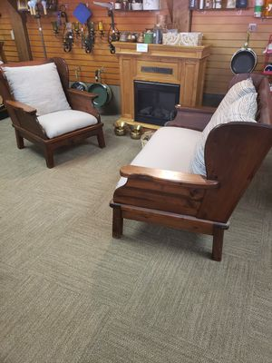COUCH & CHAIR for Sale in Chesapeake, VA