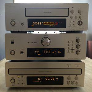 Denon Micro Hi-Fi Stereo System, Cassette Deck, Receiver & CD Changer UDRA-F10, for Sale in Redlands, CA