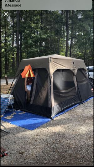 Tent Coleman 8 person like new for Sale in Richmond, VA