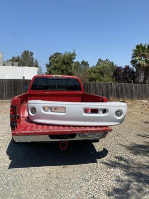 2000 Dodge Ram sport bumper for Sale in Rio Linda, CA