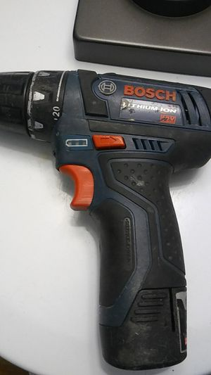 Bosch ps31 12v power drill for Sale in Austin, TX