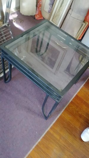 Glass patio table for Sale in Oakland, CA