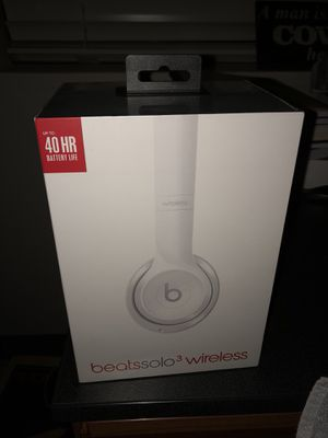 Beats 3 Solo Wireless for Sale in Downers Grove, IL