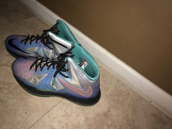 Lebron James Nike Sz 12