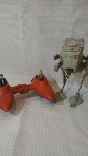 Vintage Star wars figures - 1980s for Sale in Hemet, CA