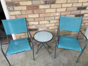 Patio furniture in good condition for Sale in Spring, TX