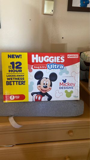 Huggies diapers for Sale in Hawthorne, CA