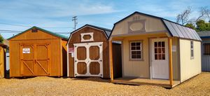 10 x 20' Old Hickory Shed for Sale in Modesto, CA