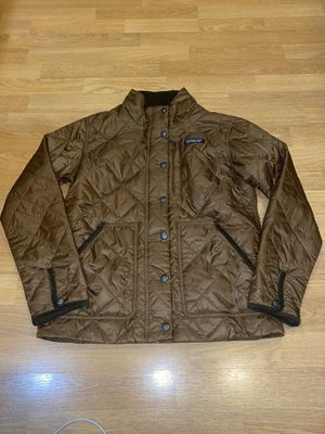 Patagonia nano puff women XS brown jacket for Sale in Portland, OR