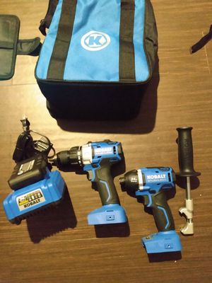 24v kobalt impact and drill for Sale in Tempe, AZ