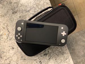 Nintendo switch Lite (Grey) for Sale in McKinney, TX