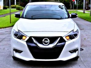 2015_ Nissan Maxima V6, 3.5 **LEATHER LOADED** for Sale in Wynne, AR