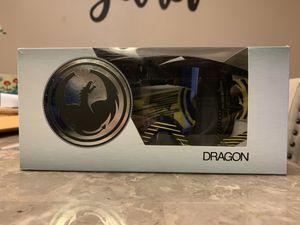 Dragon Alliance goggles for Sale in Escondido, CA