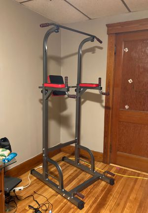 Weider 200 Workout Power Tower for Sale in Fitchburg, MA
